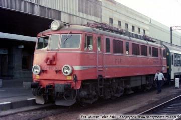Poznań Główny 17.02.1992