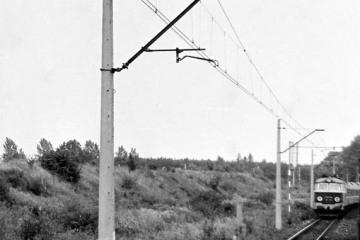 Zbąszynek - Szczaniec w dniu 31.08.1986.