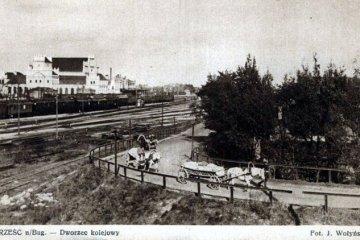 Brześć w 1929 roku.