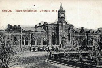Chełm w 1917