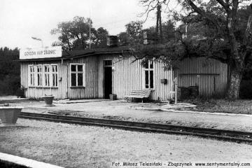 Gorzów Zieleniec w dniu  w dniu 04.09.1986.