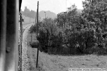 Słobity - Braniewo, lipiec 1985