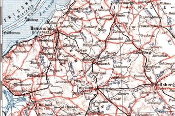 Mapka z 1925 r.