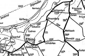 Mapka z 1940 r.