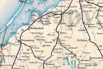 Mapka z 1904 r.