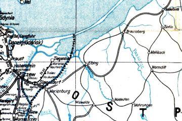 Mapka z 1939 r.