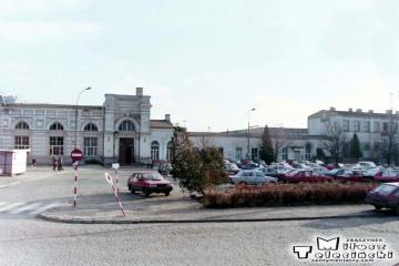 Białystok od strony miasta w dniu 22.11.1994.