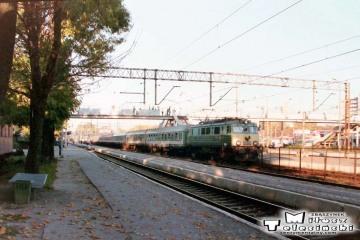 Białystok 10.10.1995, EU07-402.