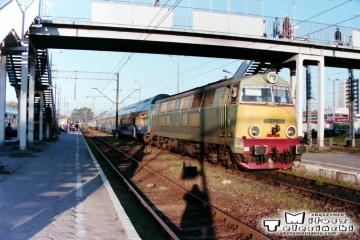 Białystok 10.10.1995. SU45-027.