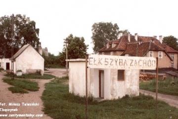 Ełk Szyba Zachód 21.06.1993
