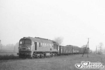 Rudnica - Słońsk . Kwiecień 1991.