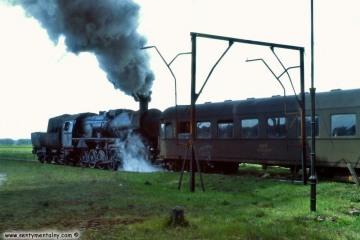 Płonica - Bolemin w kwietniu 1981 roku.