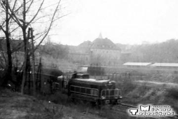 Gorzów Wlkp. Wjazd od Krzyża w okolicy ulicy Teatralnej.