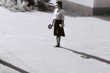 Rzepin Dyzurna, Pani Zuzia w dniu 10.09.1991.