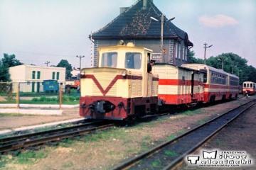 Ełk Wąskotorowy 18.06.1988