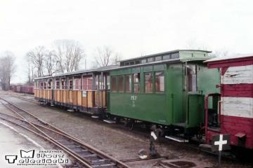 Ełk Wąskotorowy 22.02.1995