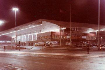 Warszawa Centralna 1976