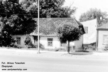 Krasnystaw ulica Lwowska 14.06.1990