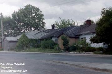 Piłsudskiego 38 w dniu 25.06.1992