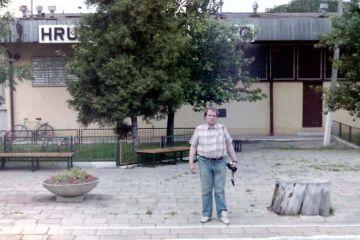 Tuż przed ostatnim odjazdem z Hrubieszowa 25.06.1992