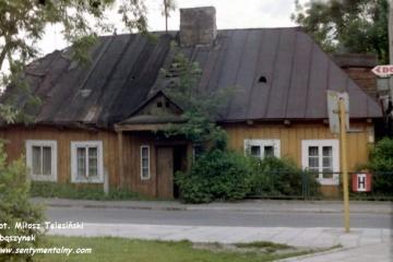 Ul. Podzamcze 1 w dniu 25.06.1992