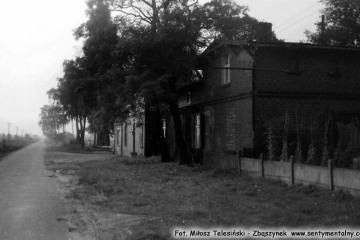 Trzcianka Zachodnia w lipcu 1985.