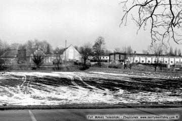 Opalenica - Rudniki Dwór 14.03.1987.