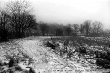 Śliwno 04.03.1986, tor do Turowa Wlkp.