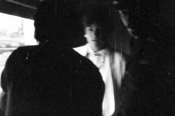 W pociągu specjalnym 13.09.1986.