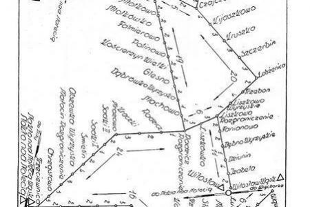 Plan kolejki Bydgoskiej