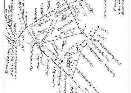 Plan kolejki Górnośląskie