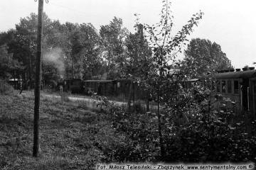 Powidz - Witkowo 23.10.1987