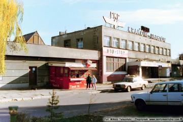 Kraków Płaszów 06.11.1996