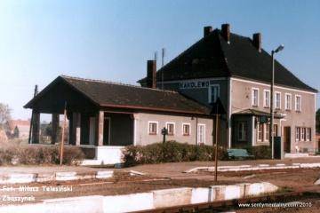 Kąkolewo w dniu 25.10.1995.