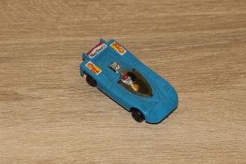 Model serii wydawanej w P.R.L. u kupiony w 1988 roku.