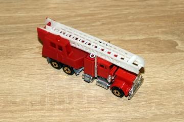 Straż kupiona w 1992 roku, model produkcji Polskiej, bez nazwy serii.