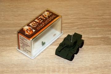 Kopia MATCHBOXa z połowy lat 80 tych Produkowała go krakowska firma polonijna Alpha należąca do Sobiesława Zasady.