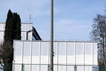 04.03.2017 Jedna z ostatnich Niemieckich latarni, znajdująca się przy ulicy kolejowej.