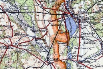 1930 Okres przejściowy, czynny obie linie.