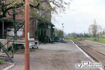 Drezdenko w 1990 roku