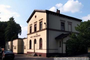 16.09.2009 Drezdenko. Dw. Nowe Drezdenko.