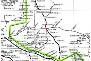 Mapka z 1946 r.
