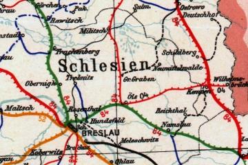 Mapka z 1911 r.