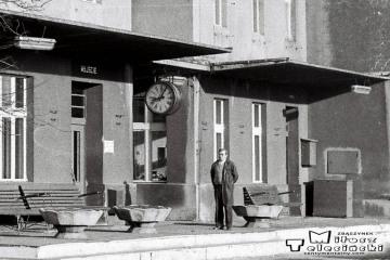 Rychtal 28.01.1990. Ekspedytor Pan Sobieski.