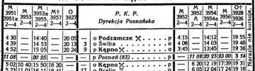 1923 Kępno - Perzów