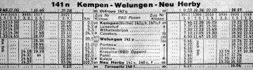 1941 Kępno-Wieluń zima