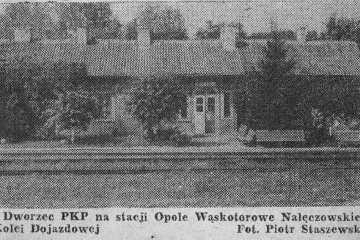 Opole Wąskotorowe