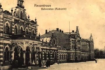 Aleksandrów Kujawski 1916