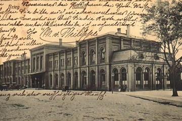 Brzeg 1920-1935