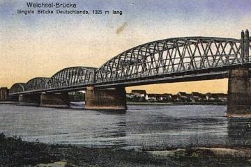 Bydgoszcz Ordon 1900-1915